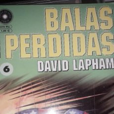 Comics : BALAS PERDIDAS #6, DE DAVID LAPHAM. Lote 236849285