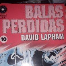 Comics : BALAS PERDIDAS #10, DE DAVID LAPHAM. Lote 236849335