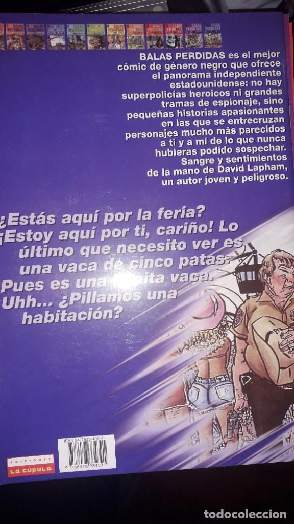 Cómics: BALAS PERDIDAS #12, de David Lapham - Foto 2 - 236849355