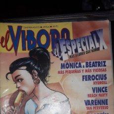 Fumetti: EL VÍBORA ESPECIAL X, MÁS GUARRO QUE NUNCA. Lote 236853550