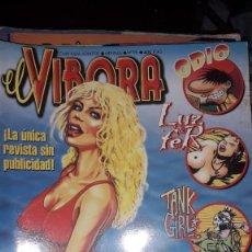 Cómics: EL VÍBORA N° 196. Lote 236855795