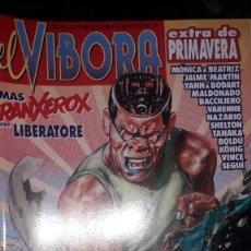Cómics: EL VÍBORA N° 158 - EXTRA DE PRIMAVERA. Lote 236857105