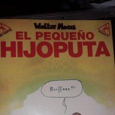Cómics: EL PEQUEÑO HIJOPUTA, DE WALTER MOERS - COLECCIÓN 'ME PARTO' N°6. Lote 236872975