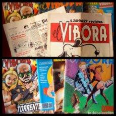 Cómics: 31 -EL VIBORA - VER NUMERACION. Lote 236889620