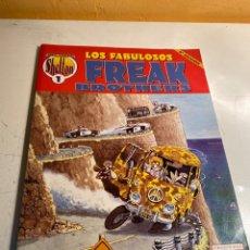 Cómics: LOS FABULOSOS FREAK BROTHERS. Lote 237148375