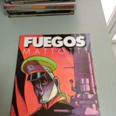 Cómics: X FUEGOS, DE MATTOTTI (LA CUPULA). Lote 237860320