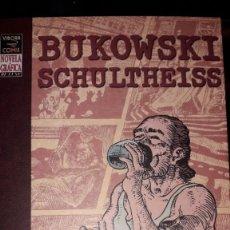 Comics: BUKOWSKI, DE SCHULTHEISS. Lote 238156815