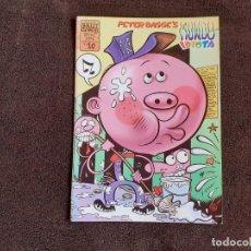 Cómics: COMIC MUNDO IDIOTA. N°10. BRUT COMIX. EDICIONES LA CUPULA. PETER BAGGE.. Lote 238433995