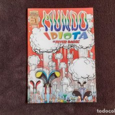 Cómics: COMIC MUNDO IDIOTA. N°1. BRUT COMIX. EDICIONES LA CUPULA. PETER BAGGE.. Lote 238437490