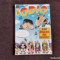 Cómics: COMIC ODIO. VOLUMEN 3. VIBORA COMIX. EDICIONES LA CUPULA. PETER BAGGE.. Lote 238498305