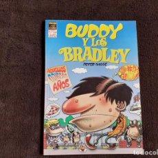 Cómics: BUDDY Y LOS BRADLEY. AQUELLOS ODIOSOS AÑOS. PETER BAGGE.VIBORA COMIX.EDICIONES LA CUPULA.. Lote 238606760