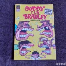 Cómics: BUDDY Y LOS BRADLEY.LA TRIBU DE LOS BRADLEY. PETER BAGGE.VIBORA COMIX.EDICIONES LA CUPULA.. Lote 238607555