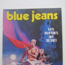 Fumetti: BLUE JEANS Nº 11 PRATT JEFF HAWKE BROCAL REMOHI TOPPI NUEVA FRONTERA ARX55. Lote 238648705