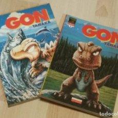 Comics: GON TOMOS 1 Y 2. EDICIONES LA CUPULA. Lote 239439070