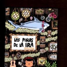 Cómics: LAS PIÑAS DE LA IRA - LA CUPULA / COMIC EUROPEO / RUSTICA. Lote 239662605