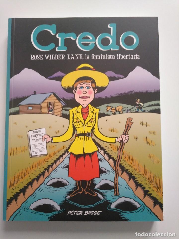 CREDO ROSE WILDER LANE. PETER BAGGE. AH (Tebeos y Comics - La Cúpula - Comic USA)