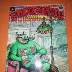 Cómics: WONDER WART HOG. EL SUPERSERDO. SHELTON. Nº 5 DE 10 . EDICIONES LA CUPULA.. Lote 241656175