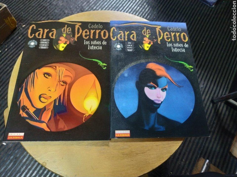 CARA DE PERRO, MINISERIE DE 2 N° (LA CÚPULA) (Tebeos y Comics - La Cúpula - Autores Españoles)