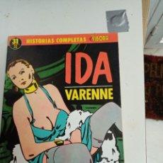 Comics : X HISTORIAS COMPLETAS EL VIBORA Nº 31 IDA, DE VARENNE (LA CUPULA). Lote 242486440