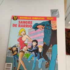 Comics : X HISTORIAS COMPLETAS EL VIBORA Nº 23. SANGRE DE BARRIO, DE JAIME MARTIN (LA CUPULA). Lote 242487590