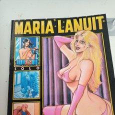 Comics : X MARIA LANUIT, DE PONS (LA CUPULA). Lote 242813915