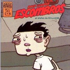 Cómics: ESCOMBRO (LA CUPULA). Lote 243101150