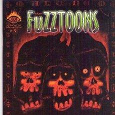 Cómics: FUZZTOONS (LA CUPULA) Nº 3. Lote 243101205