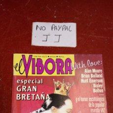 Cómics: EL VIBORA ESPECIAL GRAN BRETAÑA. Lote 243352430
