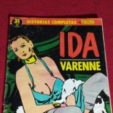 Cómics: HISTORIAS COMPLETAS EL VIBORA Nº 31 IDA - VARENNE. Lote 243496880