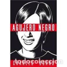 Cómics: AGUJERO NEGRO-CHARLES BURNS. Lote 243634555