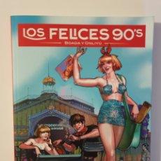 Cómics: LOS FELICES 90'S, BOADA/ONLIYÚ. Lote 244446710