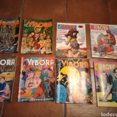 Cómics: LOTE COMICS EL VIBORA. Lote 244792590