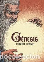 GENESIS ROBERT CRUMB ED. LA CÚPULA (Tebeos y Comics - La Cúpula - Comic USA)