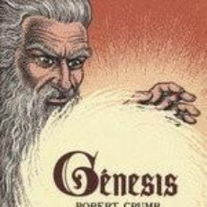 Cómics: GENESIS ROBERT CRUMB ED. LA CÚPULA. Lote 244836675