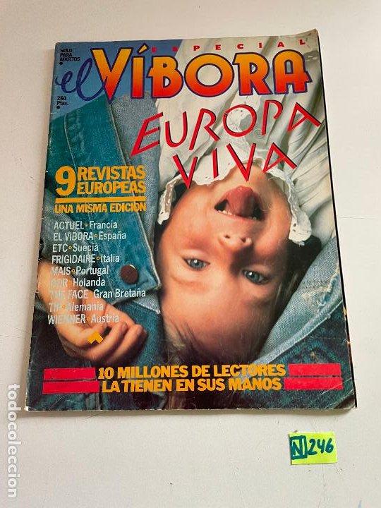 EL VIVORA (Tebeos y Comics - La Cúpula - El Víbora)