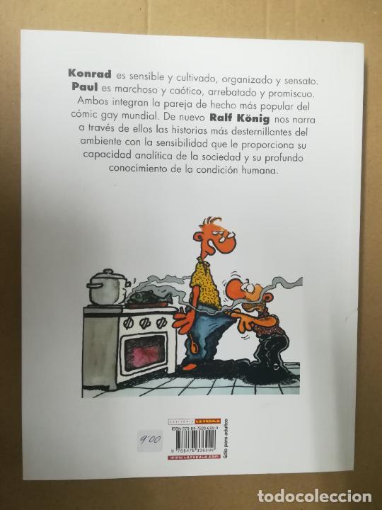 Cómics: KONRAD & PAUL. VOLUMEN 2. RALF KONIG. LA CÚPULA - Foto 2 - 245303325
