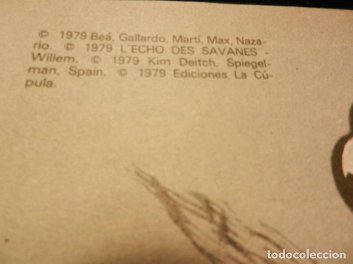 Cómics: EL VIBORA Nº 1 COMIC PARA ADULTOS - EDITADO EN 1979- 1ª EDICIÓN. - Foto 4 - 178801862