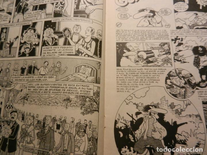 Cómics: EL VIBORA Nº 1 COMIC PARA ADULTOS - EDITADO EN 1979- 1ª EDICIÓN. - Foto 6 - 178801862