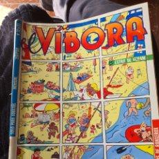 Cómics: EL VIBORA EXTRA VERANO NÚMEROS 32 Y 33. Lote 246062725