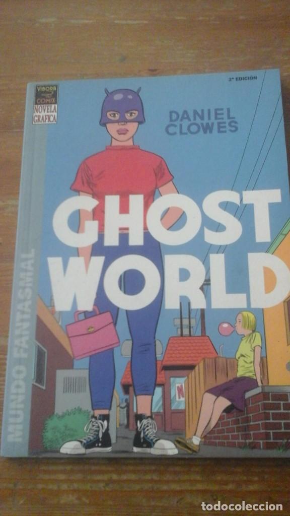 GHOST WORLD (Tebeos y Comics - La Cúpula - Comic USA)