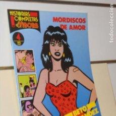 Comics: HISTORIAS COMPLETAS EL VIBORA Nº 4 MORDISCOS DE AMOR PASION... BETO HERNANDEZ - EDICIONES LA CUPULA. Lote 248812295