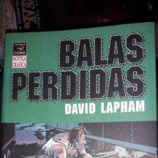 Fumetti: BALAS PERDIDAS, DE DAVID LAPHAM - #VOLÚMEN 2: EN ALGÚN LUGAR DEL OESTE (NOVELA GRÁFICA). Lote 249248475