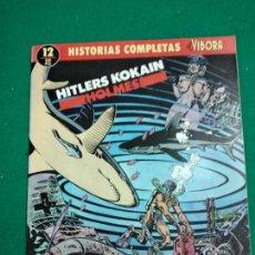 Cómics: HISTORIAS COMPLETAS EL VIBORA Nº 12. RAND HOLMES. HITLERS KOKAIN.. EDICIONES LA CUPULA.. Lote 250143520
