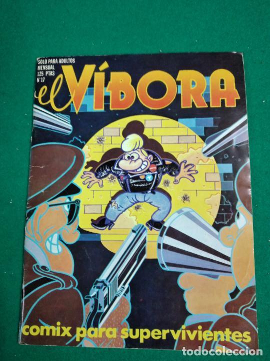 EL VIBORA Nº 17. EDICIONES LA CUPULA. (Tebeos y Comics - La Cúpula - El Víbora)