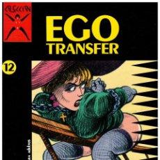 Comics: COLECCIÓN X Nº 12. -EGO TRANSFER- LECLAIRE. 1ª EDICIÓN LA CÚPULA 1988. MUY BUENO.. Lote 250174975