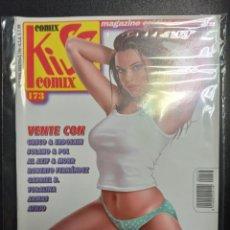 Cómics: KISS COMIX Nº 173, MAGAZINE EROTICO MENSUAL, SOLO PARA ADULTOS. MUY BUEN ESTADO.. Lote 252171055
