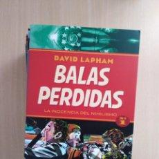 Fumetti: BALAS PERDIDAS 1-2-3-4-5-6. DAVID LAPHAM. Lote 252352355