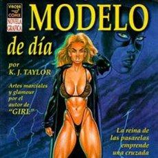 Comics : MODELO DE DIA. KEVIN TAYLOR. Lote 252407335