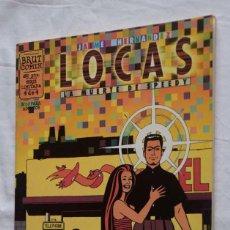 Cómics: LOCAS, LA MUERTE DE SPEEDY, VOL 4 DE 4-JAIME HERNANDEZ - ED LA CUPULA , 1998. Lote 252430350