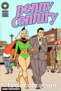 PENNY CENTURY. JAIME HERNANDEZ. FUERA DE SERIE COMIX. 5 CUADERNILLOS (Tebeos y Comics - La Cúpula - Comic USA)